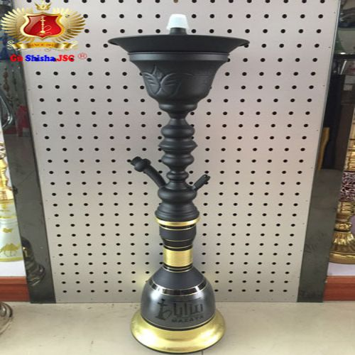 bình shisha khalil mamoon đen