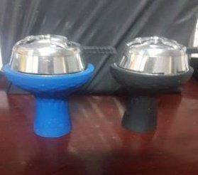 bộ chén silicon và kaloud