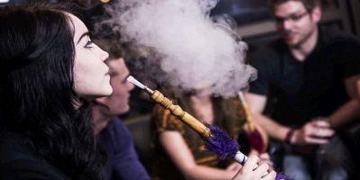 Cách hút shisha không bị sặc